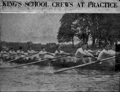1954 Winter Training