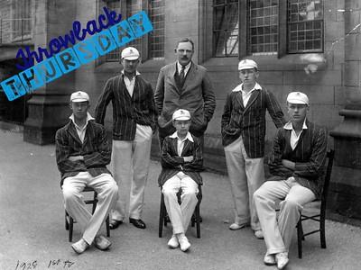 Pre-History: KSRC !st IV 1928
