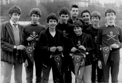 J15 Pennant Winners, North of England HoR 1983