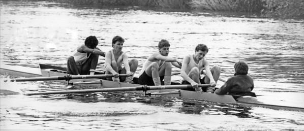 Hereford Schools' Regatta 1983