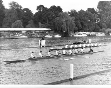 Henley 1968: Losing to Monmouth School.