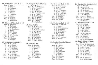 HNoE 1962 Programme (page 2)