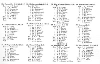 HNoE 1962 Programme (page 3)