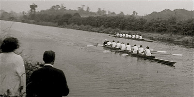Colts' VIII at Midland Schools Regatta 1962