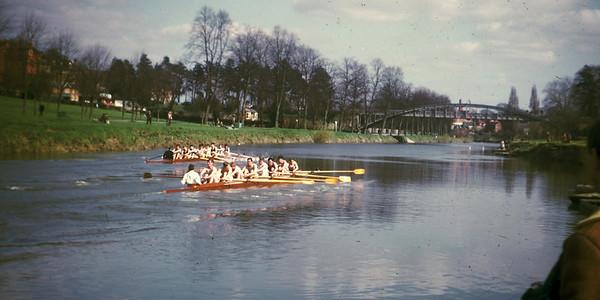 RCRC Winning Severn HoR 1968