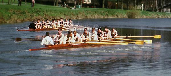 Leading the way in the Shrewsbury Head