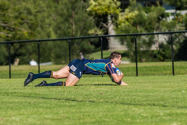 Rugby - Bond University v Norths