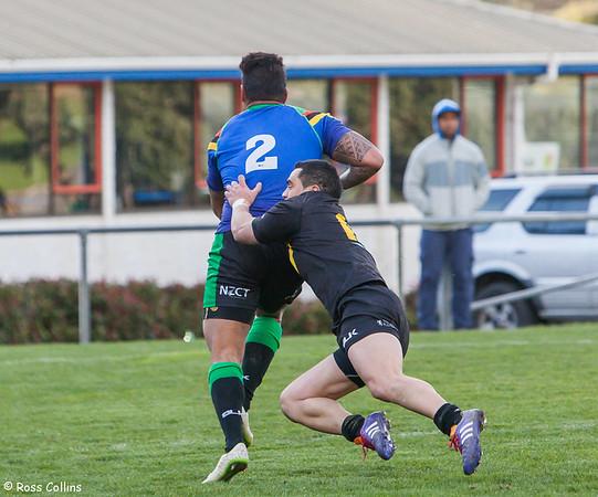 Wellington Orcas vs. Wai-Coa-Bay Stallions, Porirua Park, 6 September 2014