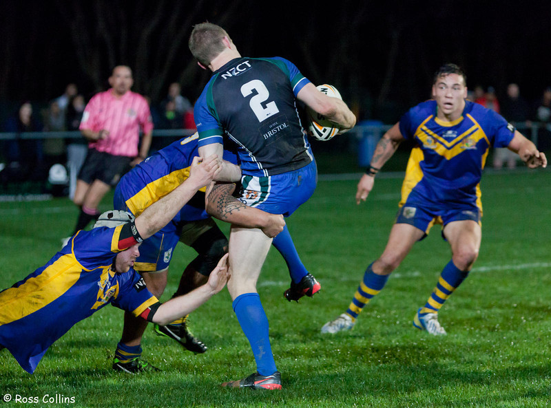 University vs. Randwick, Premiers Grand Final, Porirua Park, 3 August 2013