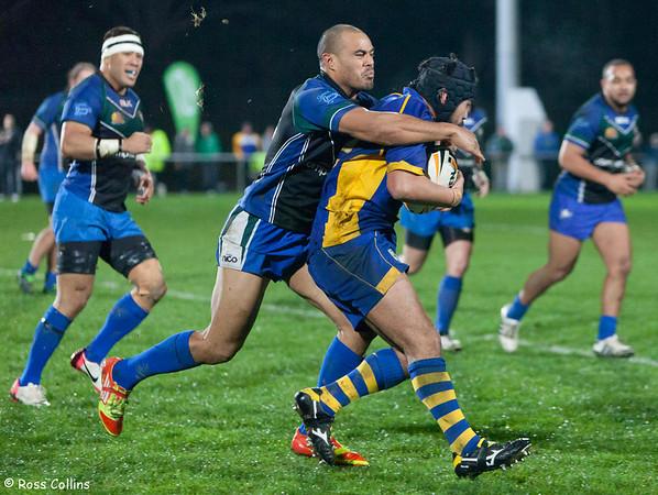 University vs. Randwick, Premiers Grand Final, Porirua Park, 3 August 2013