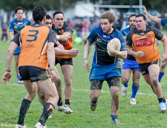 Upper Hutt 10 vs. University 44 - 2013