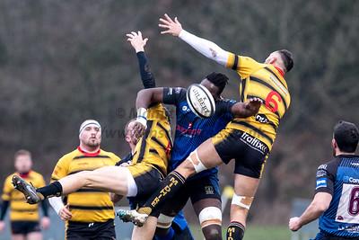 5th Jan 2019, Birmingham Bees vs Dings Crusaders, The Portway