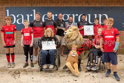Lions v Brixham at Chapel Gate, Bournemouth on 11.09.2021