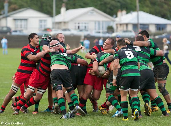 Poneke vs. Wainuiomata, Swindale Shield, Kilbirnie Park, Wellington, 18 May 2013