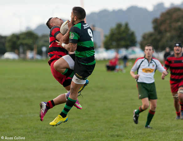 Poneke vs. Wainuiomata, Swindale Shield, Kilbirnie Park, Wellington, 18 May 2013