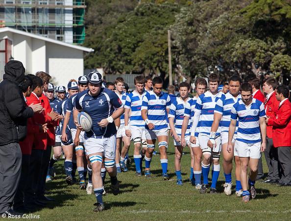 1st XV Quadrangular Rugby 2011