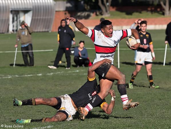Scots College vs. Wellington College 2018