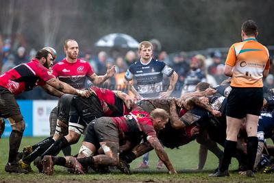 19th Jan 2019, Coventry Rugby vs Cornish Pirates, Greene King IPA Championship