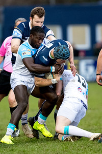 12th Jan 2019, Coventry Rugby vs Doncaster Knights, Greene King IPA Championship