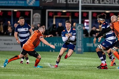 28th Feb 2020, Coventry Rugby vs Ealing TrailFinders,  Greene King IPA Championship