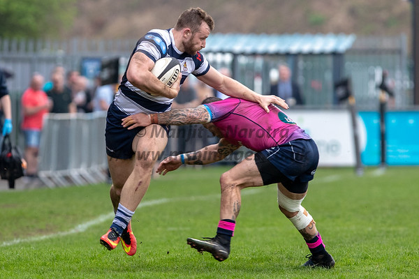 Coventry RFC vs Darlington Mowden Park