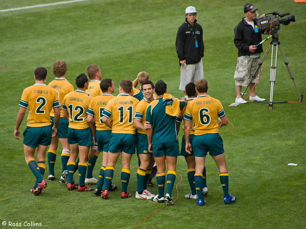 IRB Rugby Sevens, Westpac Stadium, Wellington, 2-3 February 2007