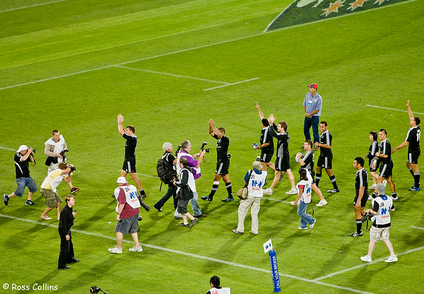 IRB Rugby Sevens, Westpac Stadium, Wellington, 2 February 2008