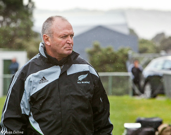 All Blacks Training Camp - 2009