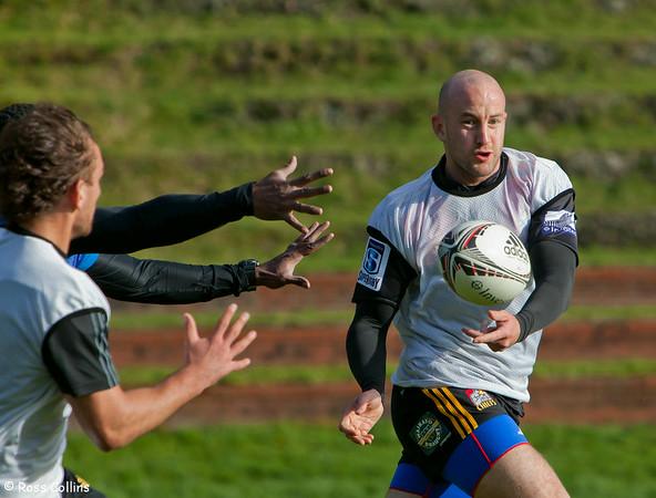 All Blacks Training Camp, Rugby League Park, Newtown, Wellington, 6 July 2011