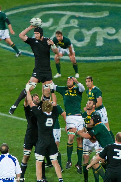 NZ 40 South Africa 7 - 2011