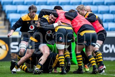 Wasps v Gloucester Rugby 06/03/2021