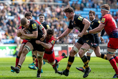 Waps vs Worcester Warriors