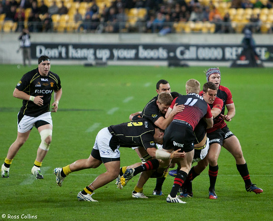 Wellington vs. Canterbury, ITM Cup Final, Westpac Stadium, 26 October 2013