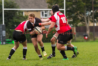 Wimborne RFC v Royal Wootton Bassett RFC