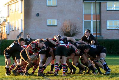 Wimborne RFC v Frome RFC