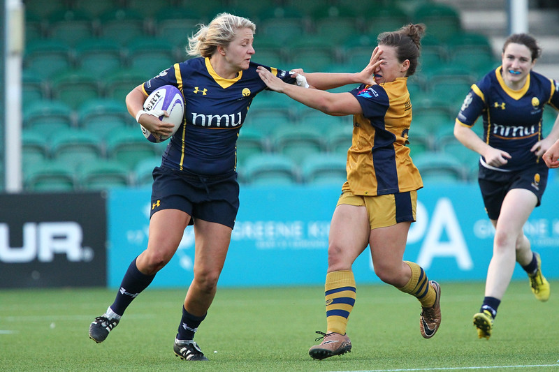 Worcester Valkyries V Bristol 24th September 2016 (10-62)