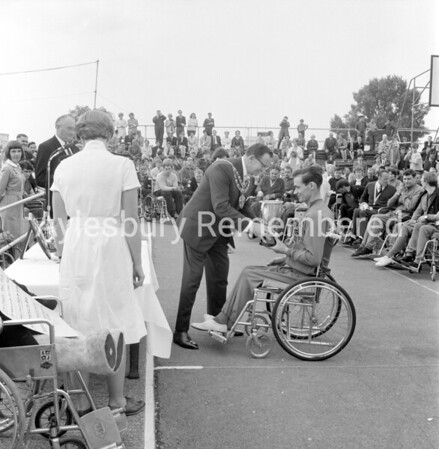 Stoke Mandeville Games, July 1968