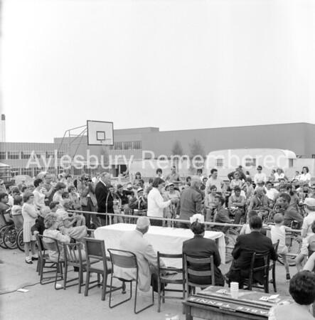 Stoke Mandeville Games, June 1969