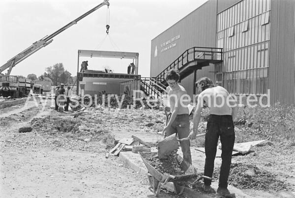 Stoke Mandeville Games, June 1973