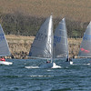 Perils of the gybe mark in race 1