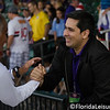 Flavio Augusto da Silva - Owner of Orlando City Soccer before the game against Sao Paulo of Brazil, 20 June 2014 (Photographer: Nigel Worrall)
