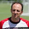 Rogerio Ceni - Sao Paulo - Brazil, Training Session - 17 June 2014 (Photographer: Nigel Worrall)
