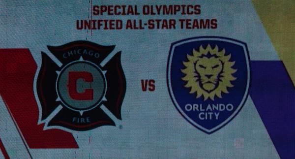 Special Olympics Unified Chicago v Orlando