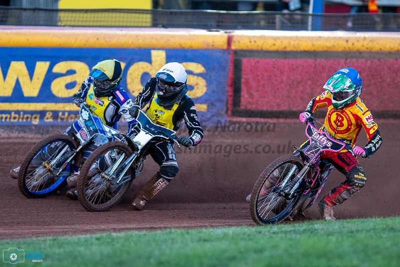 29th August 2018, Birmingham Brummies vs Coventry Bees, Perry Barr, National League