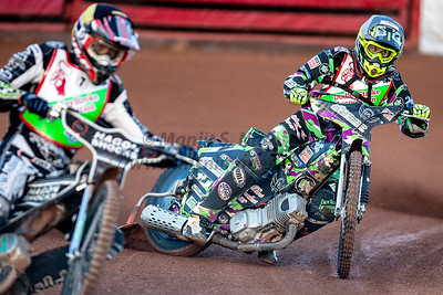 1st August 2018, Birmimgham Brummies vs Cradley Heathens, National Trophy, Perry Barr Stadium