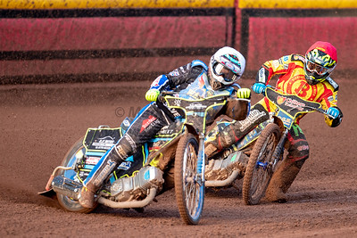 23rd May 2018, Birmingham Brummies vs Isle of Wight, National League, Perry Barr Stadium, Speedway
