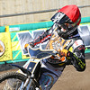 MBFP-07-08-2016-022 Mildenhall Fen Tigers v Kent Kings Speedway Kyle Hughes Action Bury Free Press 07.08.2016