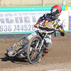 MBFP-07-08-2016-023 Mildenhall Fen Tigers v Kent Kings Speedway Kyle Hughes Action Bury Free Press 07.08.2016