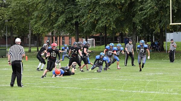 U19: Amager Demons vs. Søllerød Gold Diggers