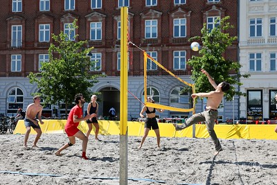 Sport; BeachVolley;